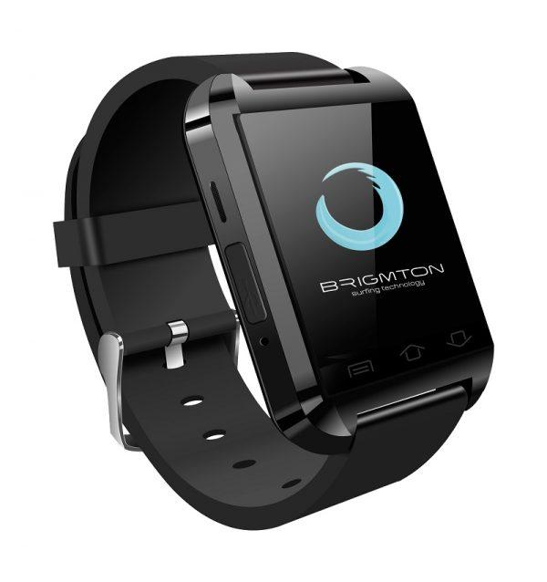 Brigmton - SmartWatch BT2 Negro