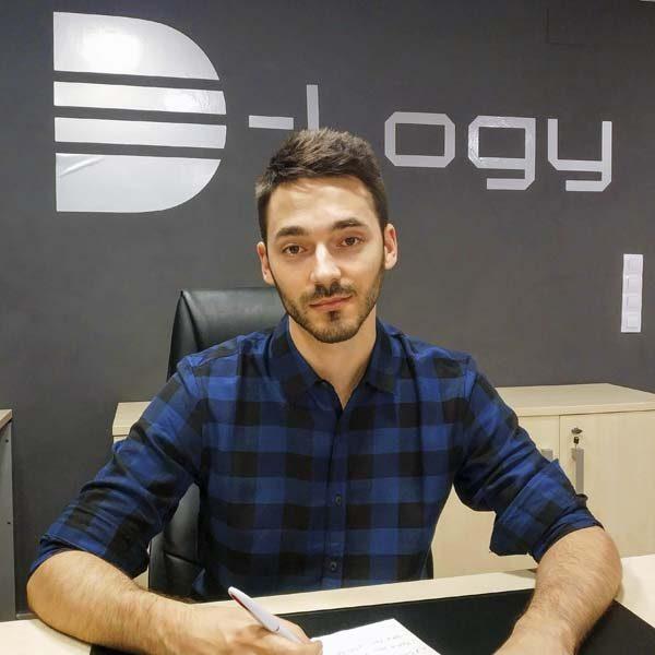 D-Logy Informàtica - David